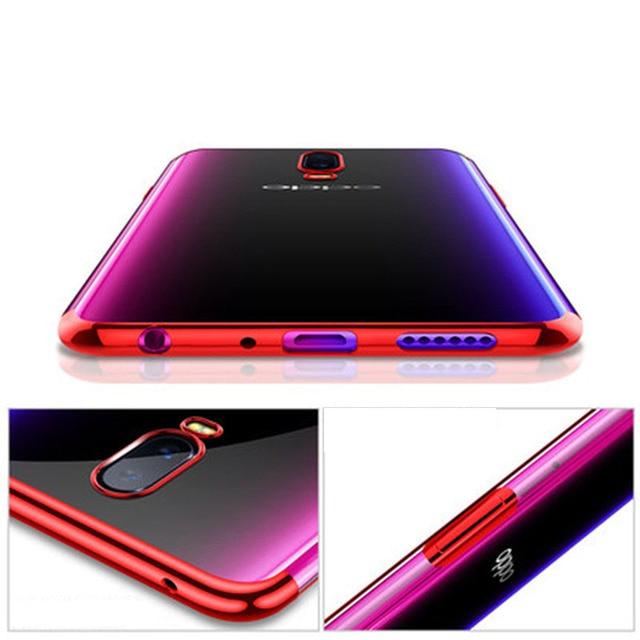 Pour Oppo Realme X2 Pro A8 Realme 6 Pro X50 Reno 3 Pro 2Z 2F A3S A5 A9 A31 2020 Realme 3 Pro Soft COQUE EN POLYURÉTHANE THERMOPLASTIQUE Funda Housse