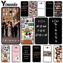 yinuoda pantone candy color case luxury for samsung galaxy note 9 a3 a5 a6 a7 mobile phone accessories Yinuoda friends TV show case luxury for samsung galaxy note 9 a3 a5 a6 a7 mobile phone accessories