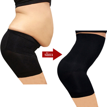 Women High Waist Body Shaper Panties Tummy Belly Control Body Slimming Control Shapewear Girdle Underwear Waist Trainer women high waist shapewear full body control tummy control waist corsets body sculpting shapers slimming bodysuits for female