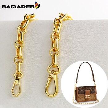 Metal Bag Chain Strap 1.7cm Thick Square Prismatic Accessorie Shoulder belt for one shoulder Crossbody - discount item  15% OFF Bag Parts & Accessories