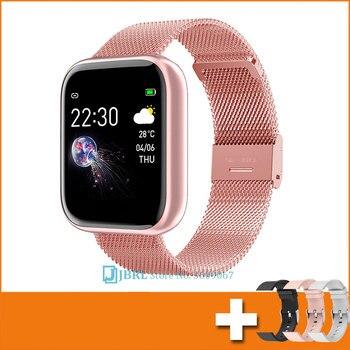 Sport Smart Watch Women Men Smartwatch Fitness Tracker Wristwatch Bluetooth Electronic Clock For Android IOS Smart-watch Hour - discount item  50% OFF Smart Electronics