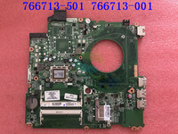 For HP 15Z P 15 P Laptop Motherboard 766713 501 766713 001 DAY23AMB6F0 A8 5545M CPU 100% fully tested