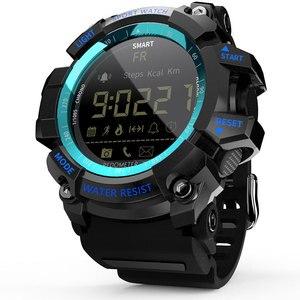 Image 2 - LOKMAT MK16 Smart Watch Men Women Watch EL Luminous Sports BT Smartwatch Activity Fitness Tracker Wristwatch for Android / iOS