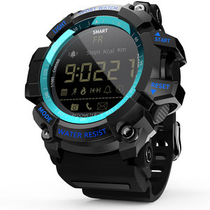 Image 2 - Lokmat mk16 relógio smartwatch unissex, relógio inteligente, el luminoso, esportivo, bt, monitoramento de atividades esportivas, para android/ios