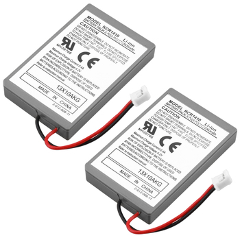 2pcs 2000mAh Battery For Sony Gamepad PS4 Battery Dualshock4 V1 Wireless controller Rechargeable Batteries CUH-ZCT1E CUH-ZCT1U 1