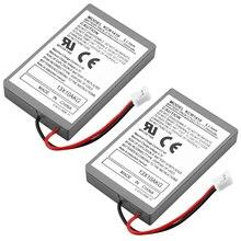 2 stücke 2000mAh Batterie Für Sony Gamepad PS4 Batterie Dualshock4 V1 Wireless controller Akkus CUH ZCT1E CUH ZCT1U