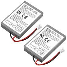 2 sztuk 2000mAh bateria do Sony Gamepad PS4 baterii Dualshock4 V1 kontroler bezprzewodowy akumulator baterie CUH-ZCT1E CUH-ZCT1U