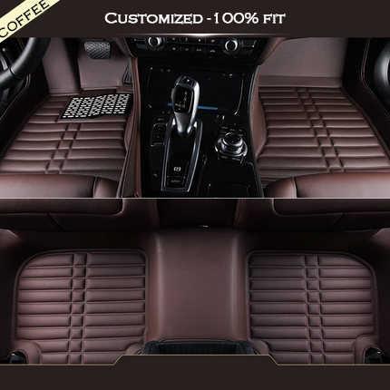 Tùy Chỉnh Tô Thảm Cho Renault Tất Cả Các Mô Hình Kadjar Megane2 3 SR Captur Vĩ Độ Fluence Logan Laguna Kiểu Dáng Xe