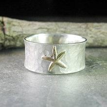 Модное простое серебряное кольцо в форме звезды для женщин праздничные