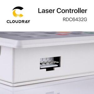 Image 2 - Clouday Ruida RDC6432 CO2 Sistema di Controllo Laser per Incisione Laser Macchina di Taglio Sostituire AWC708S Ruida 6442S Ruida Leetro