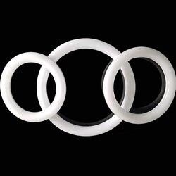 Теплый белый G10q 205 мм круговой СВЕТОДИОДНЫЙ t9 комплект для модернизации FC12t9 11 Вт светодиодный сменный 3 года гарантии