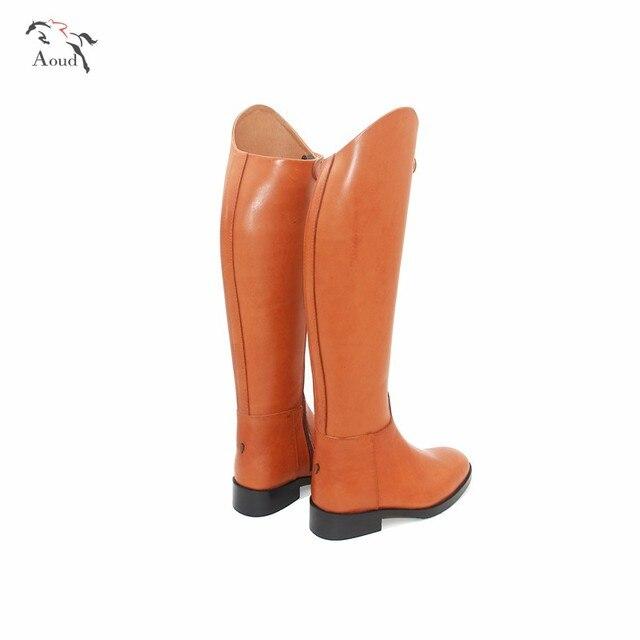 Custom Equestrian Riding Boots 5