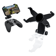 DOBE Adjustable Rotatable Smartphone Gamepad Clip Stand Holder C For Microsoft for Xbox One (BT Model)/S/X/Series S/X Controller