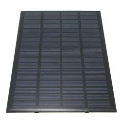 18V 2.5W polikrystaliczny zmagazynowany moduł panelu słonecznego energii System ogniwa słoneczne ładowarka 19.4x12x0.3cm