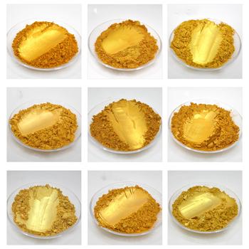 Złota folia w proszku Super błyszczące złote proszek 999 farba sitodruk dwuwiersz złoty proszek kolorowanie złoty proszek proces dekoracji tanie i dobre opinie A9852