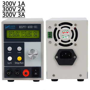 Image 1 - Lab DC POWER SUPPLY Adjustable 0 300V 0 3A Programmable Professional Switching Regulated Power Source Power Control 220 V