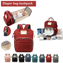 Diaper Bag Backpack Nappy Bag Baby Bags for Mom and Dad Maternity Diaper Bag Stroller Straps Thermal Pockets,Water Resistant