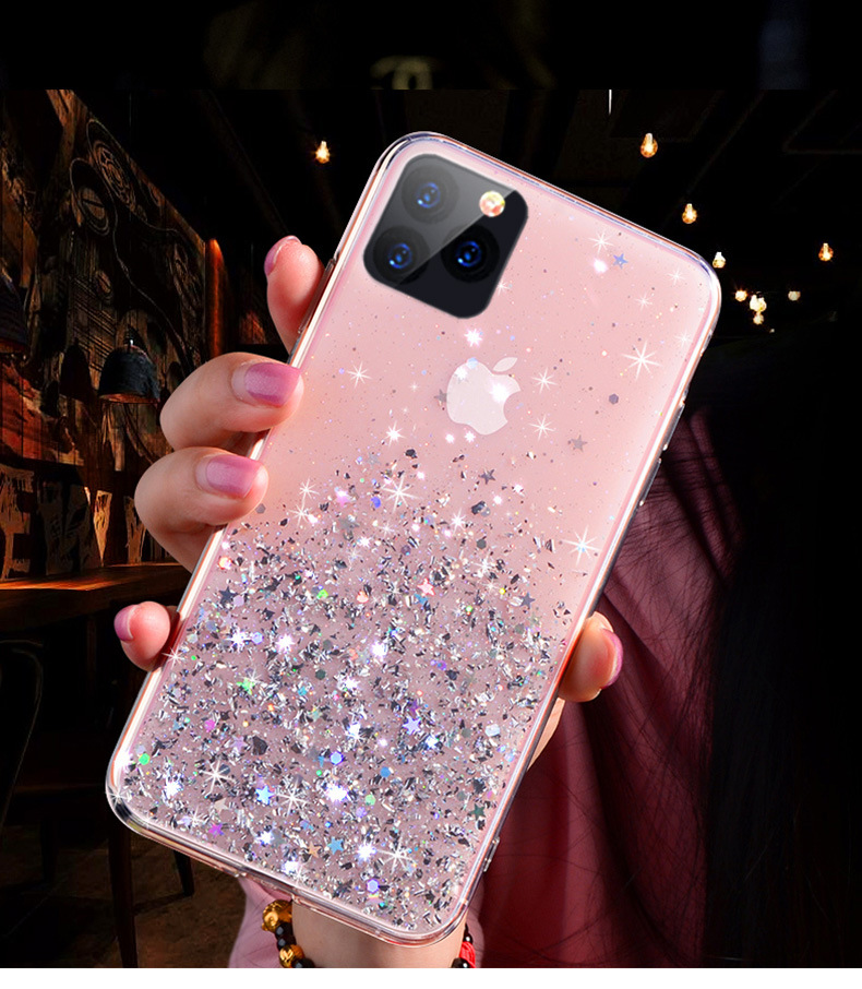 Luxury Bling Case for iPhone SE (2020) 27