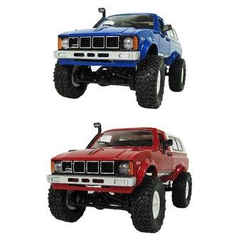 RC Off-Road Truck, WPL C24 1/16 Skala 2,4G 4CH 4WD RC Pickup-Lkw Auto, beste Spielzeug Geschenke für Kinder Jungen