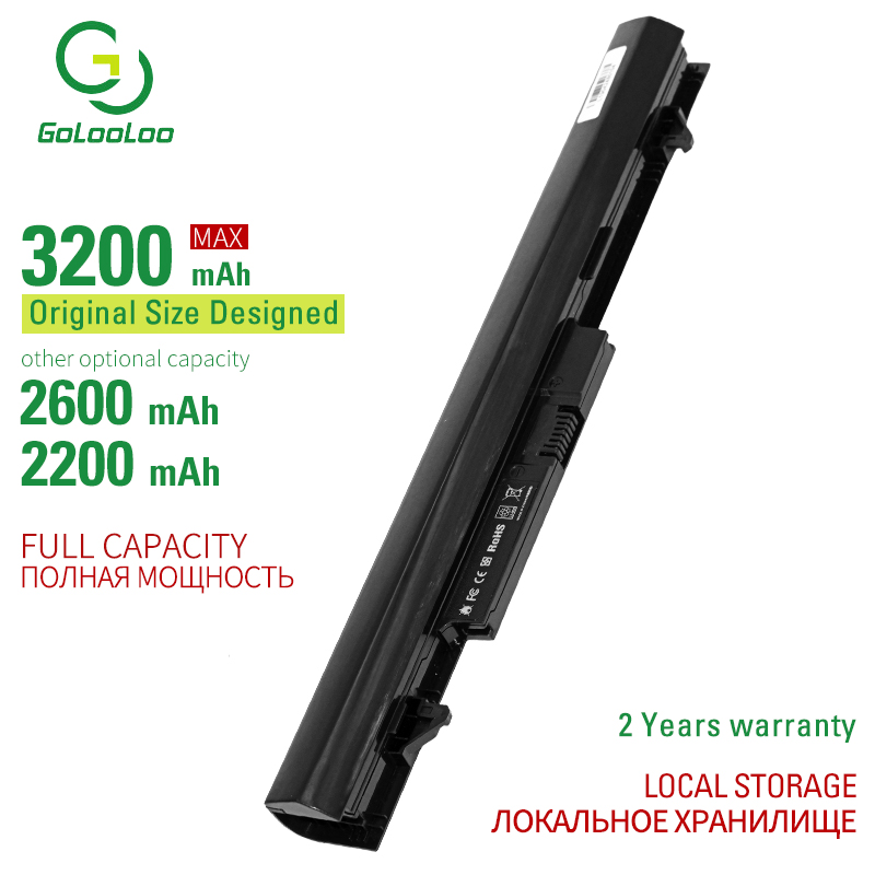 Golooloo HSTNN-LB5S for HP OA04 Battery 240 G2 740715-001 TPN-F113 TPN-F115 HSTNN-PB5S HSTNN-PB5Y HSTNN-LB5Y CQ14 CQ15 15-h000(China)