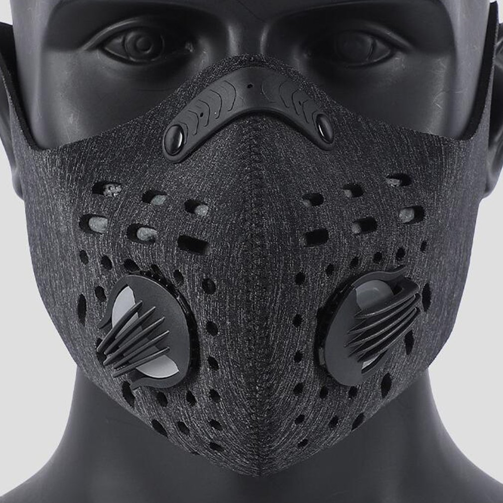 Anti-fog And Dust-proof Mask Cotton Anti Smoke Mask Face Protective Mask Windproof Dustproof KN95 Mask Neutral / Outdoor