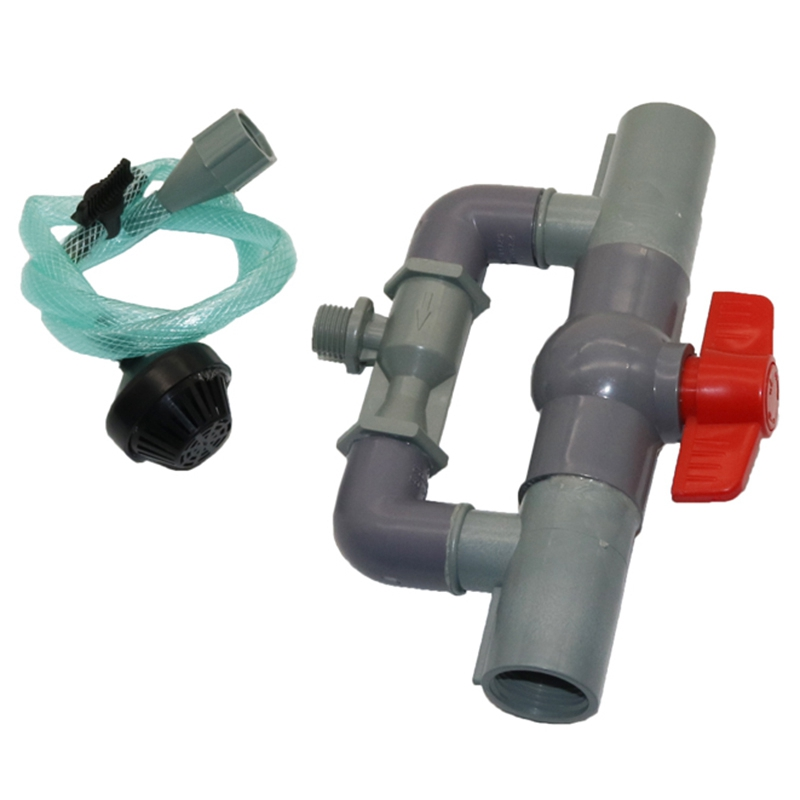 1 Set Venturi Fertilization System Agricultural Irrigation Equipment And Plant Orchard Crop Spraying Fertilizer Tube Connector Watering Kits     - title=