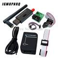 Эмулятор Zigbee CC2531 CC-отладчик, USB-программатор CC2540 CC2531 Sniffer с антенной, соединитель модуля Bluetooth, кабель загрузчика