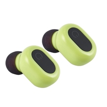 Bluetooth Earbud Wireless, Ipx8 Waterproof Phone Earpiece, Mic