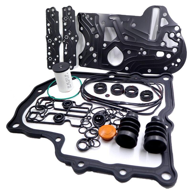 Araba DSG 7 hız şanzıman vana gövdesi şanzıman mekanik revizyon tamir kiti 0AM DQ200 fit Audi VW Skoda Seat için