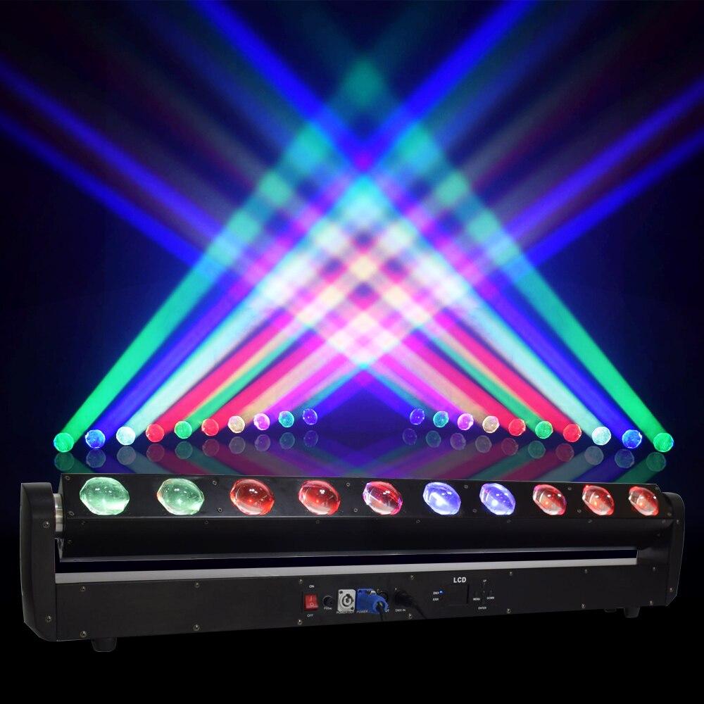 10x40W LED Moving Head Beam Light ...