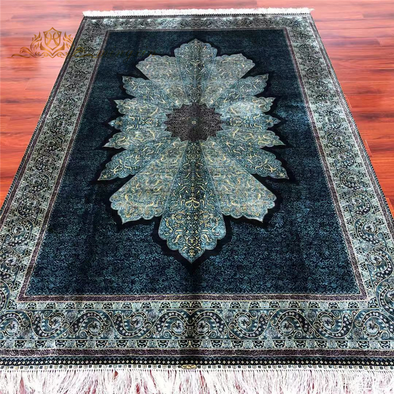 Handmade Turkish Rugs Oriental Silk Rug