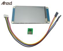 "Nextion 3,2 ""TFT 400X240 resistiven touch screen display HMI LCD Display Modul TFT Touch Panel für arduino TFT raspberry pi"