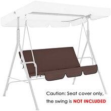Чехол для сиденья, садовый чехол, водонепроницаемый, устойчивый к ультрафиолетовому излучению, абажур для стула, защита от пыли/паруса, улич...