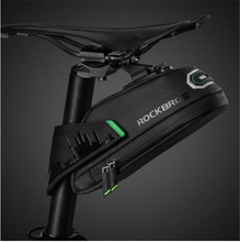 ROCKBROS Cycling Waterproof Bike Bag Easy Install Bicycle Saddle Rear Seatpost Panniers MTB Road Bycicle