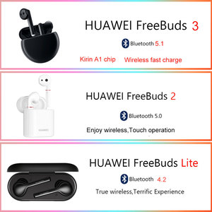 Image 3 - Huawei Freebuds/3/2/Lite TWS Tai Nghe Thể Thao Không Dây Bluetooth Tai Nghe Chụp Tai Kirin A1 Tai Tai Nghe Nhét Tai Chống Nước tai Nghe Chụp Tai