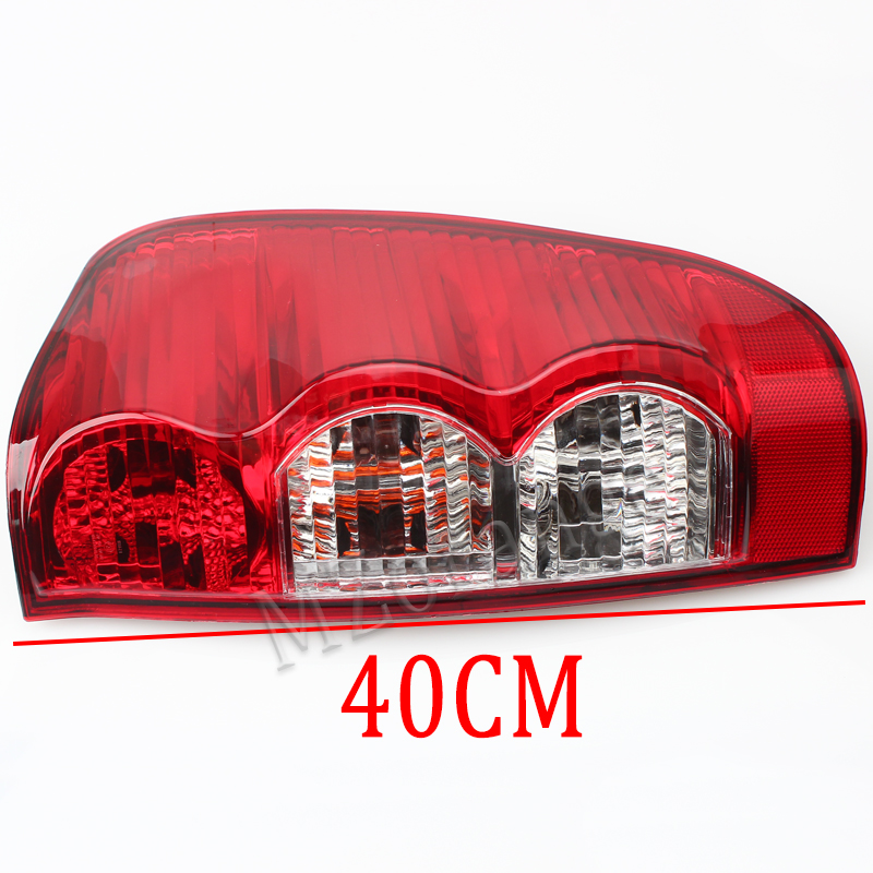 Left right tail light For great wall wingle 5 taillights car assembly Brake Light Rear Bumper Light Tail Stop Lamp in Car Light Assembly from Automobiles Motorcycles