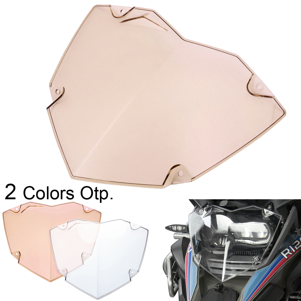 For BMW R1200GS R1250GS Adventure 2013-2020 Headlight Guard Protector Cover For BMW R 1200GS 1250GS ADV R 1200 1250 GS ADV 2019 image