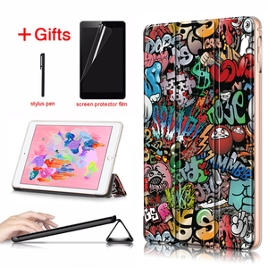 case for ipad air 2 air 1 3 9.7 2017 2018 pro 10.5 2019 pro 11 2020 tablet cover for ipad 10.2 7th 6th generation case(China)