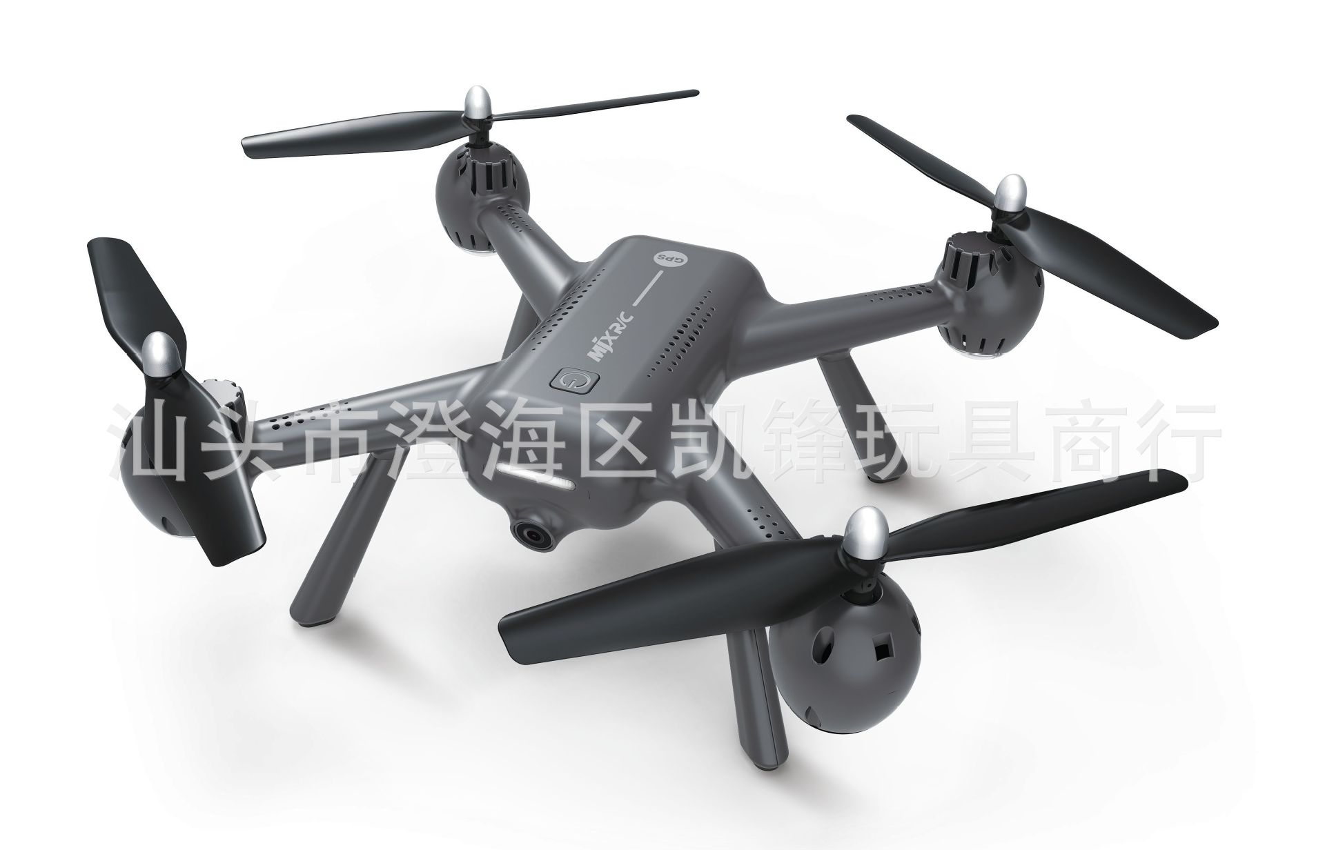 Linda X104g Unmanned Aerial Vehicle GPS Real-Time Image Transmission Drone Remote Control Aircraft Quadcopter Airplane Model Toy