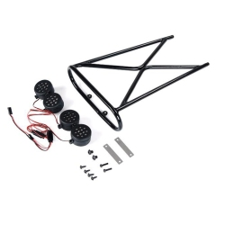 1 Set GT Pig Cage Body Spotlight Bracket Set for 1/5 Hpi Rovan Km Baja 5B Ss Truck Rc Car Parts