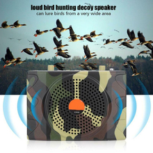 38W Portable Sound Wireless Remote Control Amplifier Teaching Speaker FM Radio USB Hunting Decoys Loud Speaker Bird Caller MP3 цена 2017