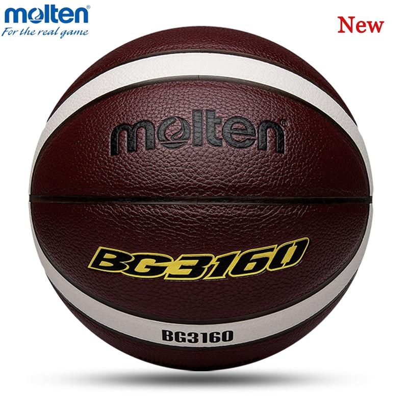 Original Molten Basketball Ball High Quality Official Size7/6/5 Outdoor Indoor Inflatable Basketball Basketbol Topu