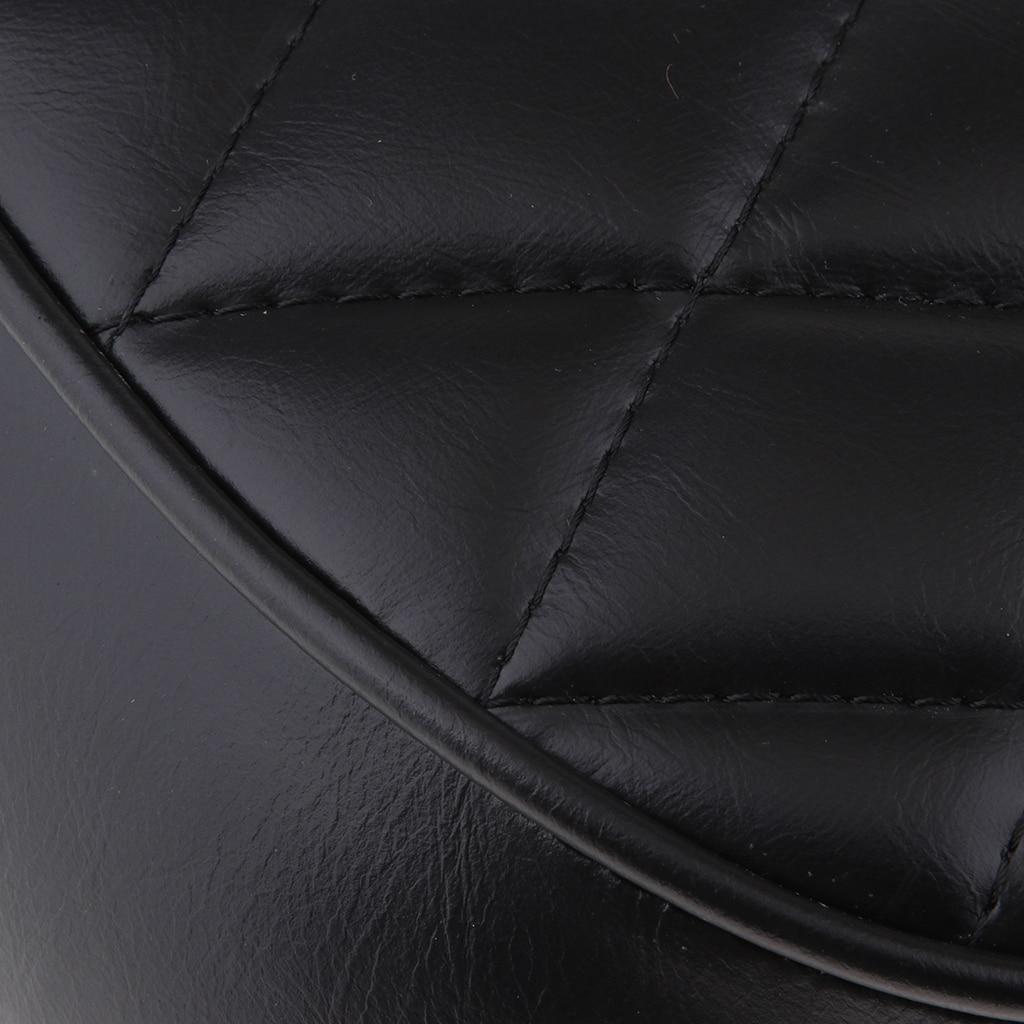 Waterproof Flat Brat Seat Cushion Pad Rhombus Seat Saddle 63cm