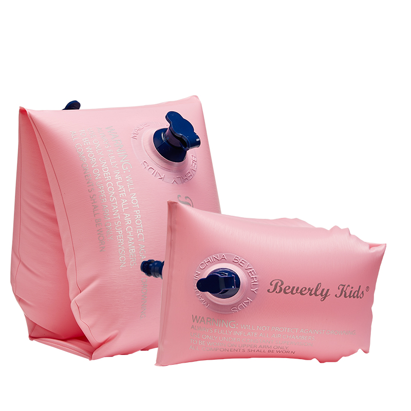 High Quality Arm Floaties Inflatable Swim Arm Bands Floater Sleeves Swimming Rings Tube Armlets Floatation Sleeves Free Shipping