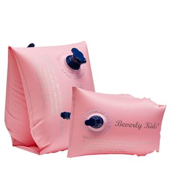 Wysokiej jakości Arm Floaties nadmuchiwane pływać opaski na ramię Floater rękawy kółka do pływania rury rękawy Floatation rękawy darmowa wysyłka tanie i dobre opinie Beverly Kids Dziecko 30001