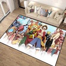 One Piece Shaggy Fluffy Anti-Skid Area Floor Mat 3D Rug Non-slip Mat Dining Room Living Room Soft Child Bedroom Mat Carpet 06