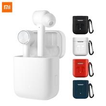 Global Version Xiaomi Mi หูฟังไร้สาย True Wireless Air Lite TWS ชุดหูฟังบลูทูธหูฟังไร้สายสเตอริโอไร้สาย True AAC แฮนด์ฟรี MIC