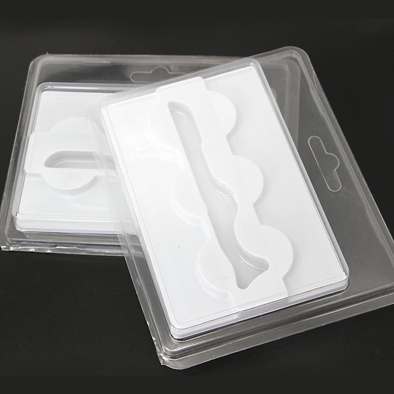 Caixa de Embalagem De Cílios Maquiagem Cílios
