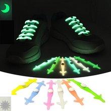 20 шт силиконовые шнурки для вечерние Ви 12 шт/компл