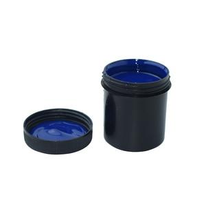 Image 2 - Recambio de película seca PCB, 1 botella, fotoresist, pintura de tinta azul Anti grabado para bricolaje